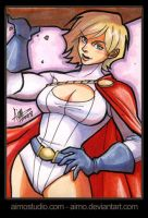 PSC - Power Girl by aimo