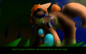 Just Another Set of Bones to Lay to Rest by Caution-Koneko