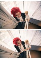 Project K - Mikoto Suoh by Itchy-Hands