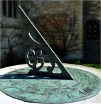 Anglesey Abbey Sundial by Forestina-Fotos
