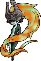 Beta Midna by AbyssinChaos