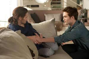 BreakinDawnPart1 -He likes the sound of your voice by twihardBreakingDawn