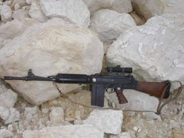 automat FAMAS 62 by MADMAX6391