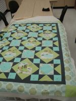 Grace's Baby Quilt by setralynn