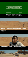 My Reaction To 'The Force Awakens' Teaser by Hewylewis