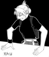 another Riza Hawkeye drawing by Asakawa