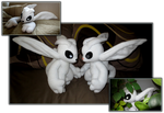 Ori plush and... Ori plush by A119-Lily