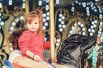 Round and Round the Merry Go Round by TabithaS-Photography