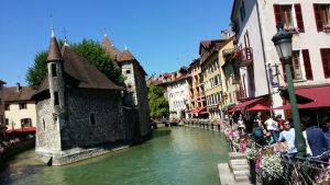 Annecy by ExtremeCookieMonster