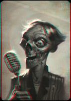 Zombie Song 3-D conversion by MVRamsey