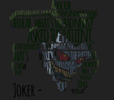 Jokers joke by Skullchick15
