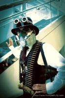 Steampunk Sunglasses by Tokyo-Trends