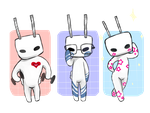 [CLOSED] Pluggles #2 by ghosty-doll-adopts