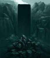 Monolith by theGorer