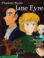 Jane Eyre DC Characters by TeamTakagi