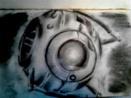 ~Wheatley Sketch~ by EmmyTheSwift