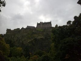 The Castle by kiltedman