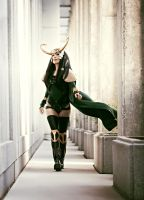Lady Loki by ONE-Photographie