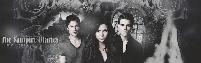 TVD logo by Juliaorlova