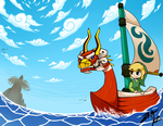 The Great Sea by sir-grimmington