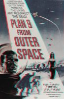 Plan 9 poster 3-D conversion by MVRamsey
