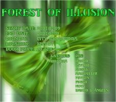 Forest of Illusion by mashsmelo