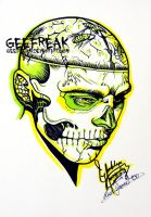 Rick Genest- Profile 19 by GeeFreak