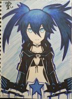 BRS Tv Black Rock Shooter by emichaca