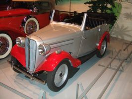 1936 Datsun Model 15 Phaeton by Aya-Wavedancer