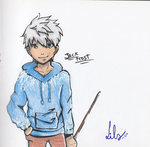 Jack Frost ( Simple ) by Mitsukichan17