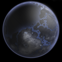 The fake 'Blue Marble' by eViLe-eAgLe