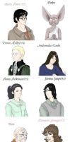 HP Portraits-3. by Aedua