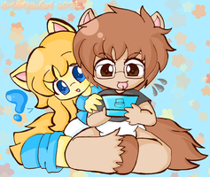 AT: RFSwitched by AD-SD-ChibiGirl