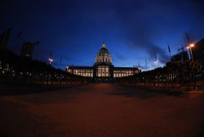 City Hall by sykosys