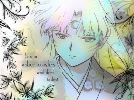 sesshomaru with coller by oliviagoddess1