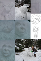 Snowpersons by Xylerz
