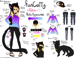 funCatty Official 2014-2015 Reference by funCatty