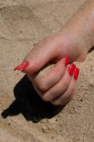 A fistful of sand by smallcraig1606