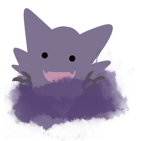 Request: TealBunnyArtist: Haunter! by RideAlongWithMe