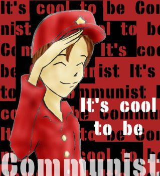 Cool to be Communist by Minamino-Steena