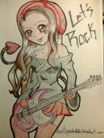 .:: LET'S ROCK ::. by Alekeiia