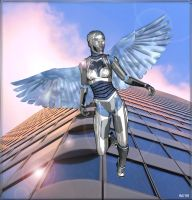 Steel Angel by Hera-of-Stockholm