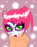Manga sugarskull by XxKawaiiCreationsxX