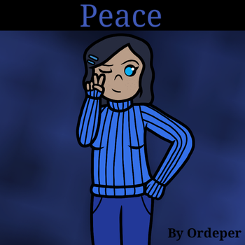 Pride: Peace by Ordeper
