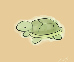 Turtle by Redcozy