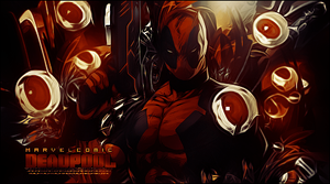 Deadpool by Nyster7