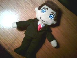 mini Ianto by skellington-