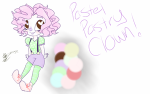 My avatar got a redesign!.. (again) by PastelPastryClown