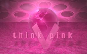 Think Pink V 3D by fission1