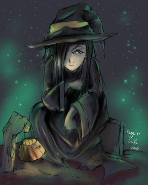 Witch by YoruNoOnna - Cad�Lara AvatarLar :)